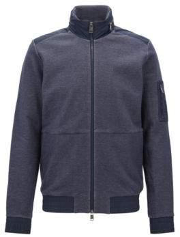 BOSS Hugo Cotton Denim Jacket Shepherd XL Dark Blue