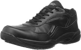 AdTec Men's Athletic Lace Up Uniform Shoes