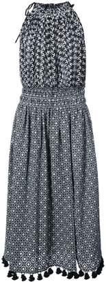 Altuzarra Vivienne Halter Midi Dress