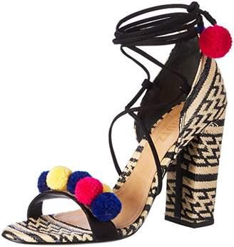 Schutz Women's S2-01480079 Ankle Strap Sandals