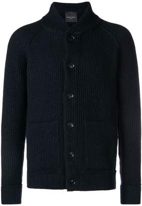 Roberto Collina rib knit cardigan