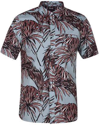 Hurley Men's Koko Printed Short-Sleeve Shirt
