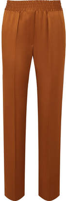 Haider Ackermann Satin Pants - Copper