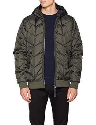 G Star Men's Whistler Meefic Quilted HDD Bomber Jacket,XX-Large