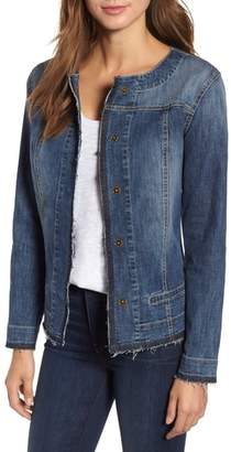 KUT from the Kloth Tina Denim Jacket