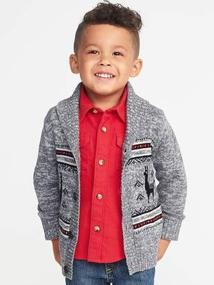 Old Navy Gray Boys Sweaters Shopstyle