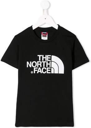 The North Face Kids short sleeved T-shirt