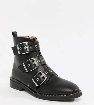 Jack Black Raid Wide Fit RAID Wide Fit Eyelet Detail Studded Boots