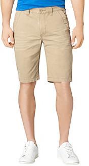 Calvin Klein Jeans Men's New Khaki Twill Shorts