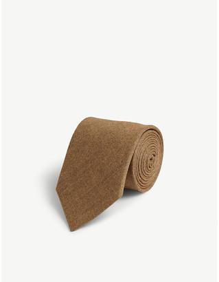 Eton Flanella wool tie