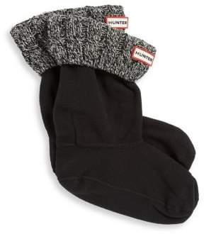 Hunter Folded Cuff Boot Socks