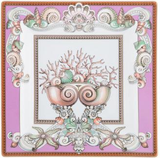 Versace Les Étoiles de la Mer Pink Dish