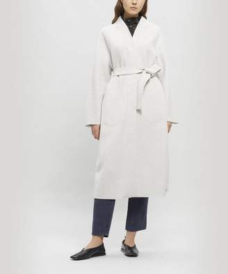 Oska Kupio Wool Shoulder Coat