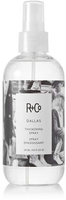 R+Co RCo - Dallas Thickening Spray, 241ml - Colorless $28 thestylecure.com