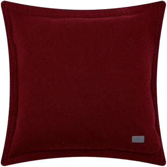 Gant Light Cable Knit Cushion