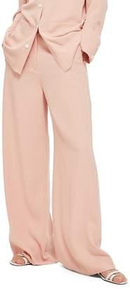 Topshop High Waist Wide Leg Trousers