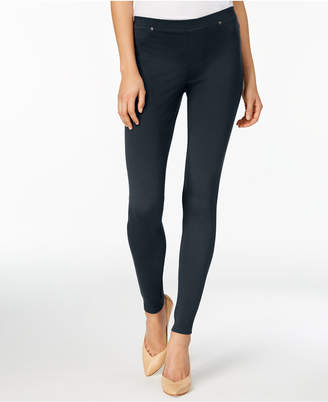 Style&Co. Style & Co Petite Twill Pull-On Leggings