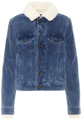Saint Laurent Corduroy jacket
