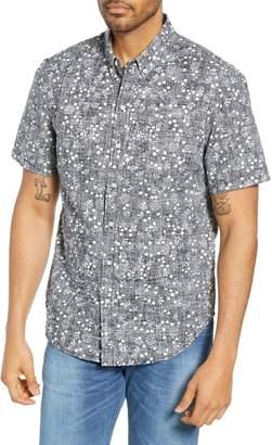 8a5f1b30e577 Reyn Spooner Orange Tree Breeze Regular Fit Sport Shirt