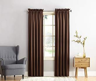 Sun Zero Barrow Energy Efficient Rod Pocket Curtain Panel