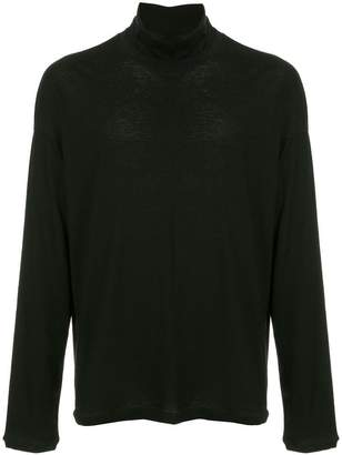 Isabel Benenato long sleeve turtleneck top