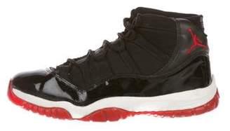 Nike Jordan 11 Retro Bred Sneakers
