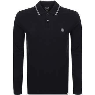 c71f2e3420e Pretty Green Black Polo Shirts For Men - ShopStyle UK
