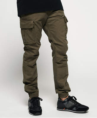 58b2d4ae64f Superdry Cargo Trousers For Men - ShopStyle UK