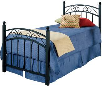 Hillsdale Furniture Willow Metal Twin Bed