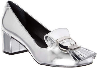 Charles David Monroe Leather Pump