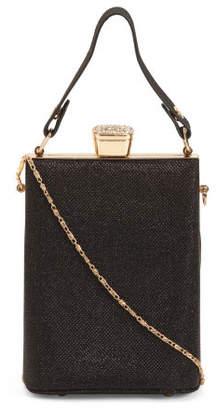 Patent Top Handle Bag