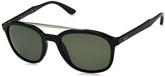 Ray-Ban Men's 0rb4290601/9a53plastic Man Sunglasses Polarized Square
