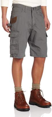 Wrangler RIGGS WORKWEAR by Men's Big & Tall Ripstop Ranger Short