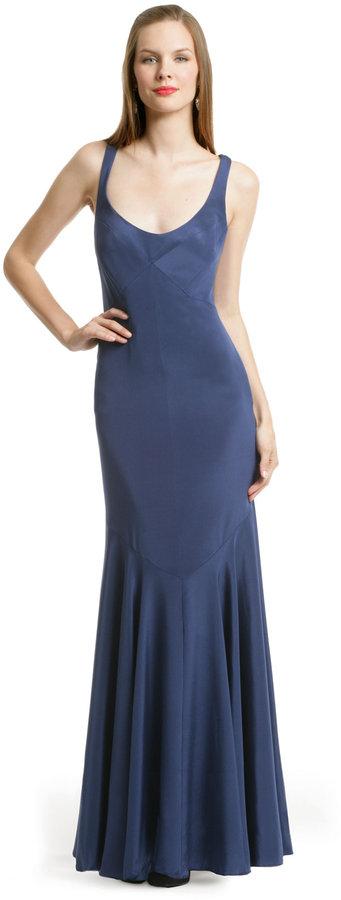 Nicole Miller Marina Sequin Gown