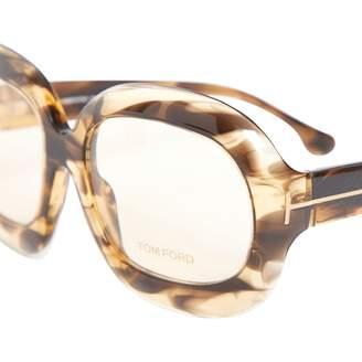Tom Ford Oversized sunglasses
