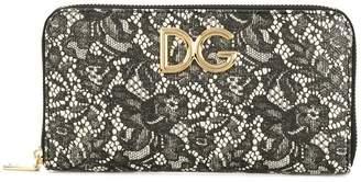 Dolce & Gabbana lace wallet