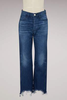 3x1 3 X 1 W4 Shelter Austin cropped jeans