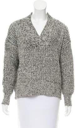 Wish Long Sleeve Knit Sweater