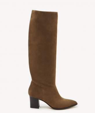 Sole Society Danilynn Tall Heeled Boot