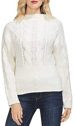 Vince Camuto Cable-Knit Sweater