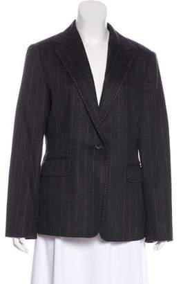Cinzia Araia Structured Notch-Lapel Blazer