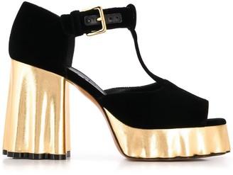 Marni chunky platform sandals