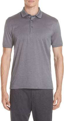 Ermenegildo Zegna Cotton Polo Shirt