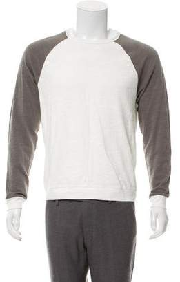 Rag & Bone Crew Neck Baseball T-Shirt