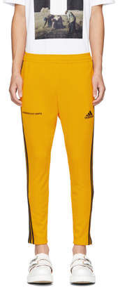 Gosha Rubchinskiy Yellow adidas Originals Edition Track Pants