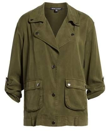 DEAR JOHN DENIM Dear John Cross Front Jacket