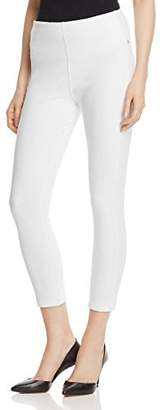 Lysse Women's Denim Toothpick Crop Legging