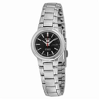 Seiko Women's SYME43 5 Automatic Dial Stainless Steel Watch