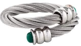 Charriol Celtic Malachite Ring