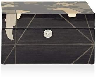 Ercolano World Wooden Jewelry Box
